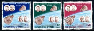 Haiti 1966 Gemini Astronaut Airmails