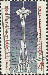 # 1196 USED SEATTLE WORLD'S FAIR