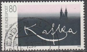 Germany #1395  F-VF Used  (S8346)