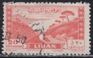 Lebanon C122a Bay of Jounie 1947