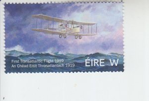 2019 Ireland First Transatlantic Flight  (Scott NA) MNH