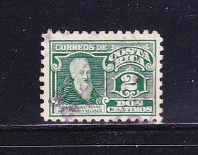 Costa Rica 128 Set U Rodrigo Arias Maldonado (A)