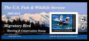 RW76A 2009 Federal Duck Stamp VF-XF OGNH EBAY Low Store (RW1-86 in Stock)