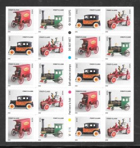 #3626-29 MNH Booklet
