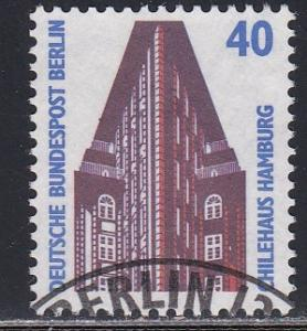 Germany - Berlin # 9N547, Chile House, Used