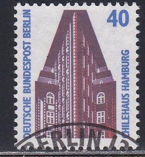 Germany - Berlin # 9N547, Chile House, Used