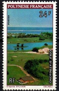 French Polynesia #276 MNH CV $10.50  (X1413)