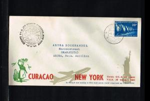 1961 - PAA vlucht Willemstad - New York [JS011_08]