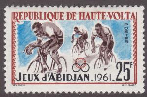Burkina Faso 104 Cycling 1962