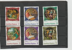 Togo  Scott#  678-682, C109  MNH  (1969 Paintings)
