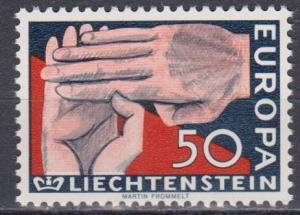 Liechtenstein #370 MNH VF (B2831)