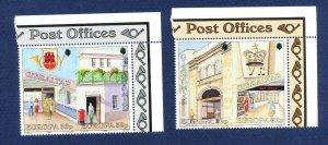 GIBRALTAR - # 562-565a - MNH  - EUROPA 1990