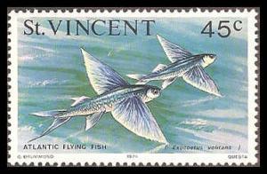 St. Vincent 420 Mint VF LH