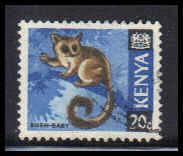 Kenya Used Very Fine ZA4491