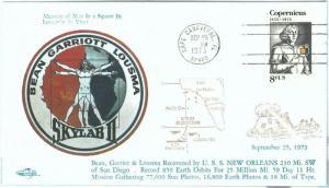 73871 - USA - Postal History - SPECIAL Cover 1973 - SPACE Astro SKYLAB  II