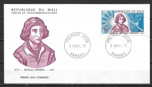 Mali C178 Copernicus unaddressed FDC
