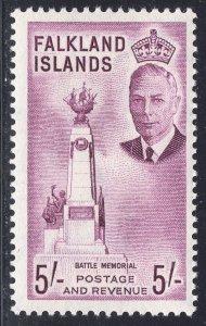 FALKLAND ISLANDS SCOTT 118