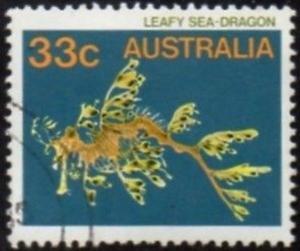 Australia 1984 SG926 33c Leafy Sea-dragon FU