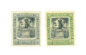 Barbados Scott 102-103     [ID#432644]