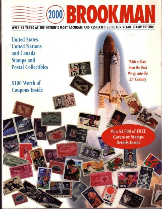2000-Brookman Guide to Retail Stamp Pricing