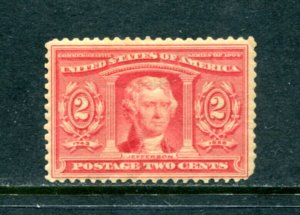 [x257] - US Stamp - Sc# 324 - MNH - Mint Never Hinged