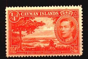 Cayman Scott 100 Unused NH