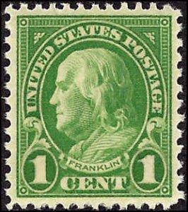 632 Mint,OG,NH... SCV $0.35
