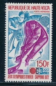Burkina Faso- Sapporo Olympic Games MNH Stamp (1972)