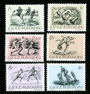 Belgium Stamps # 280-5 VF OG NH Catalog Value $50.00