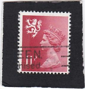 Great Britain  Scotland  #  SMH 15   used