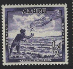 Nauru Sc#39 MH