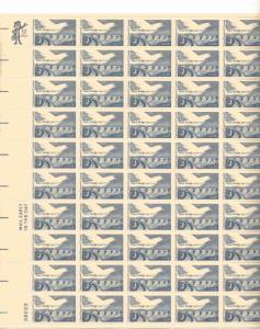 US 1721 - 13¢ Peace Bridge and Dove Unused