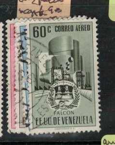Venezuela Falcon 3 values VFU (1exd)