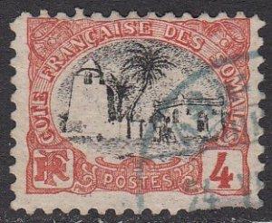 Somali Coast 51 Used (see Details) CV $2.10