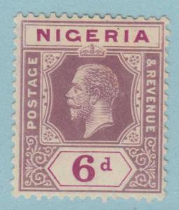 NIGERIA 7 MINT HINGED OG * NO FAULTS VERY FINE !