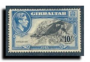 Gibraltar Scott 117A