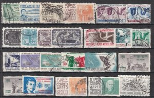MEXICO ^^^^^BOB   # C201/C278   used  AIRPOSTS collection@ lar919mexxx