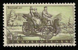 1897, Prisedent, 45 h, Czechoslovakia (Т-5936)