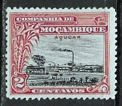 Mozambique Company ~ Scott # 113 ~  Unused ~ No Gum