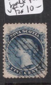 Nova Scotia SG 24 Small Thin VFU (8dhx)