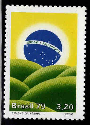 Brazil Scott  1625 MNH** stamp