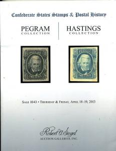 RAS1043 ConfederateStates &Postal History