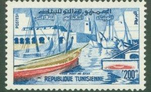 TUNISIA 363 MNH  CV$ 5.25 BIN$ 2.75