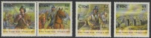 IRELAND SG1432/5 2001 400TH ANNIVERSARY OF BATTLE OF KINSALE MNH