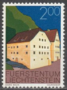 Liechtenstein #649   MNH   (S5908)