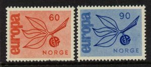 Norway 475-6 MNH EUROPA