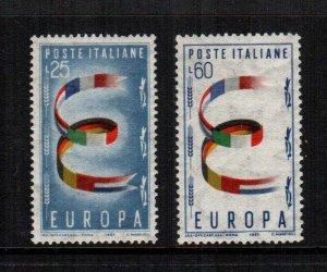 Italy   726 - 727  MNH  $ 4.25