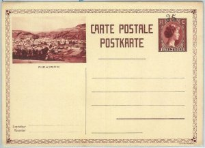 70017 - LUXEMBOURG - POSTAL HISTORY - PICTURE Postal Stationery Card  P108
