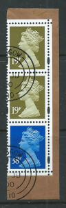 Great Britain - QE II Machin SG Y1683 & SG Y1707a
