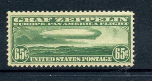 Scott C13 Graf Zeppelin Air Mail Mint   Stamp  (Stock C13-167)
